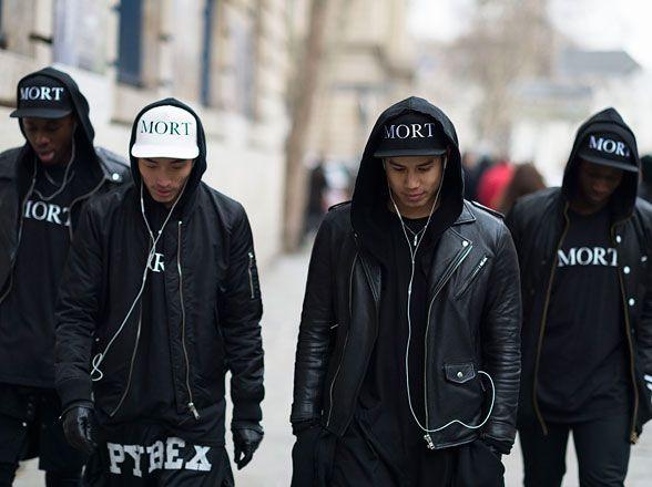 Gangster hoodies