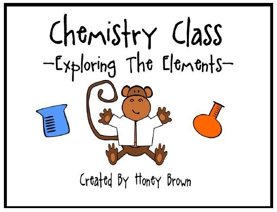 Chemistry Class ~ Exploring The Elements is a fun new download to - new periodic table download