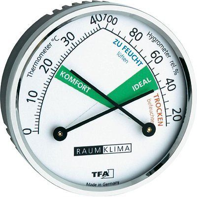 Tfa 45 2024 Thermo Hygrometer Luftfeuchtigkeit Feuchtigkeit