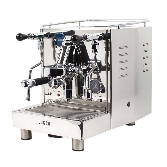 lucca m58 espresso machine by quick mill clive coffee