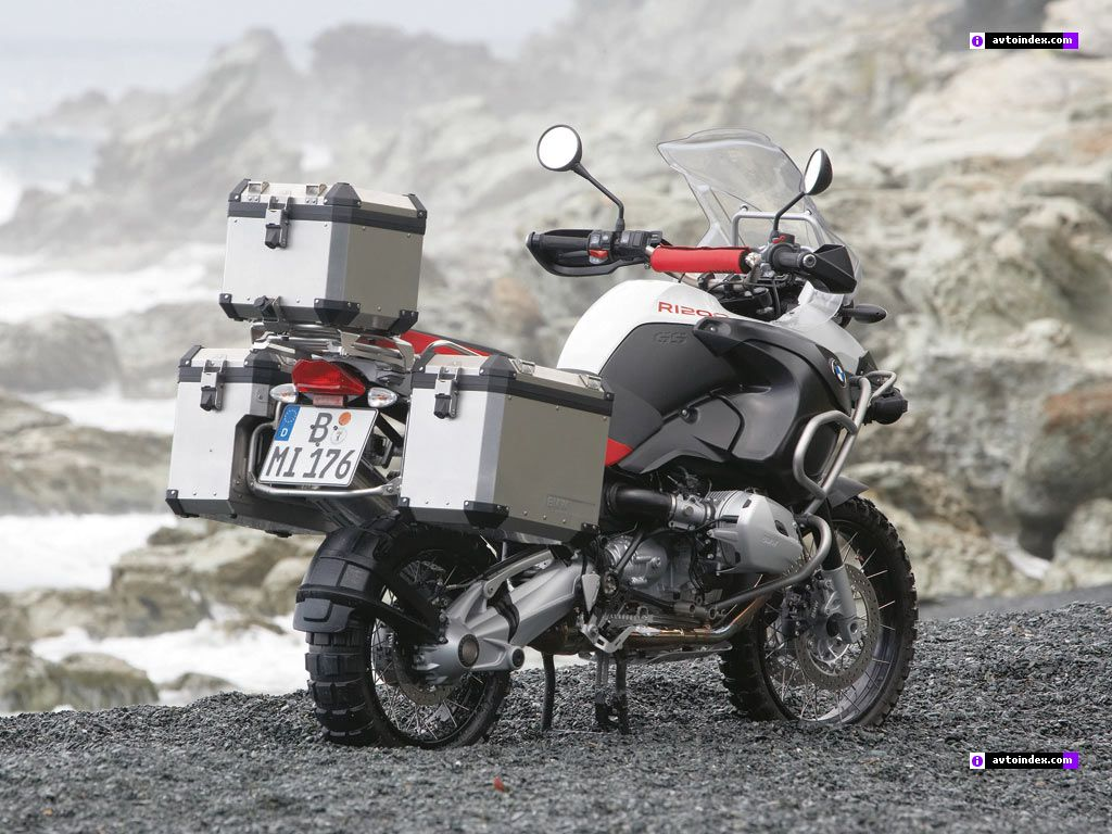 BMW R 1200 GS Adventure Photo