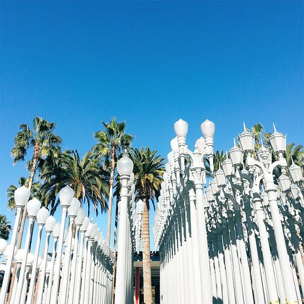 The Most Instagrammed L.A. Landmarks