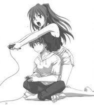 Bildergebnis für anime black n white