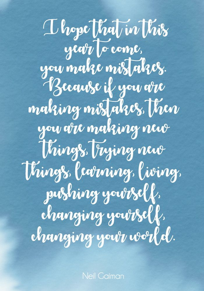Inspiring Quotes for Your New Year's Resolutions | Be ...