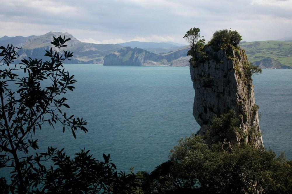 Faro del Caballo en Santoña, Cantabria