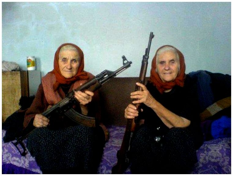 womens in kosovo sexy