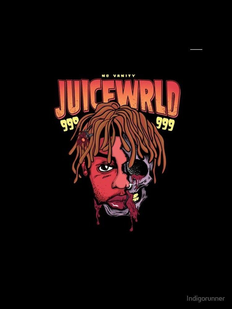 Juice Wrld Iphone Case Juice Rapper Art Canvas Prints
