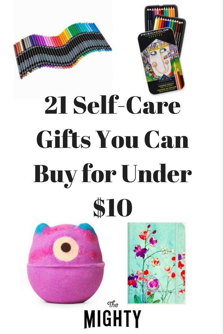 21 selfcare gifts you can buy for under 10 self care