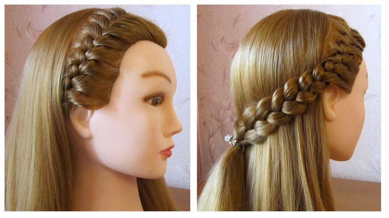 Pin de berly caal en estefany Tutoriales de peinados