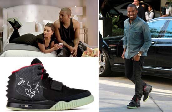 aa6fda66341b Nike Air Yeezy Kanye West Shoes For Sale