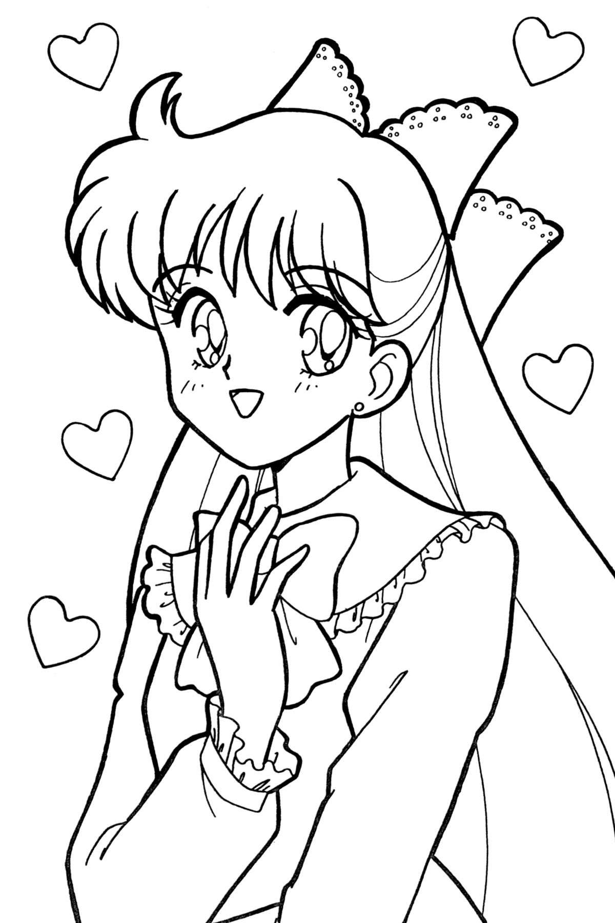 Pin de Patricia Iannone en Manga - Sailor Moon | Pinterest