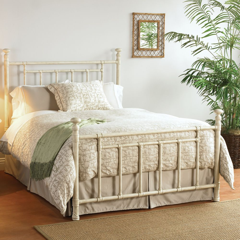 Blake Bed by Wesley Allen GREAT SITE FOR METAL BEDS