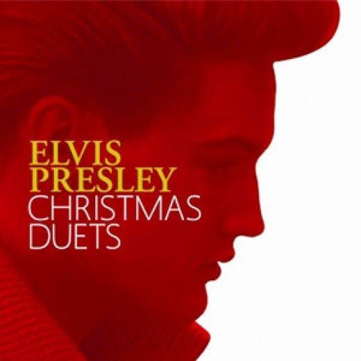 Elvis Presley Christmas Duets | Christmas duets, Elvis presley christmas, Elvis presley