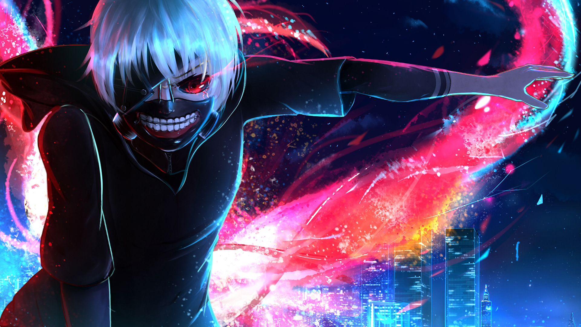 Google chrome themes tokyo ghoul -  Tokyo Ghoul Ken Kaneki