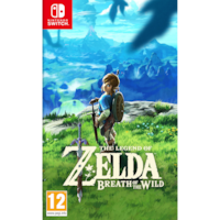 The Legend Of Zelda Breath Of The Wild Switch Nintendo Switch Spel The Legend Of Zelda Legend Of Zelda Zelda