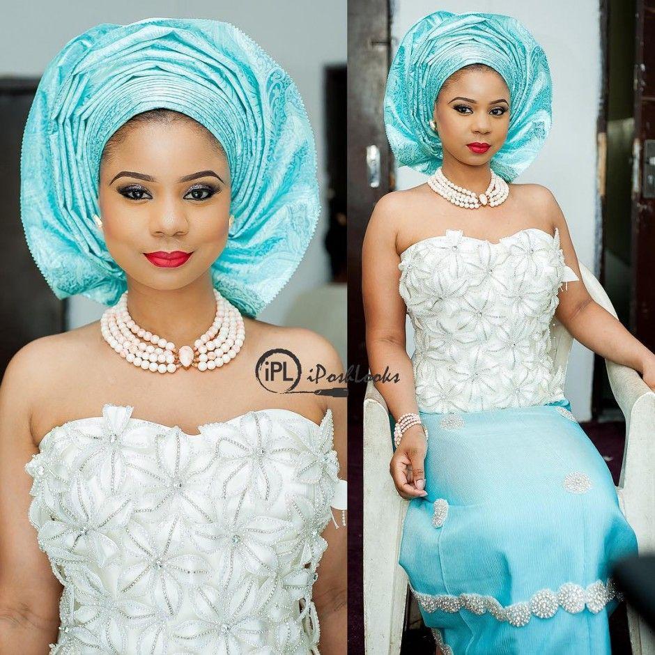 Iposhlooks wedding pinterest african attire aso ebi and aso