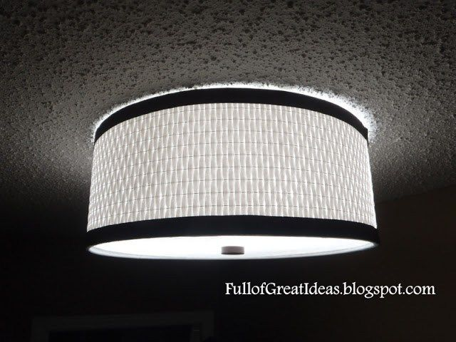 Lamp In Kast : Alang ceiling light hack buy for and look like in