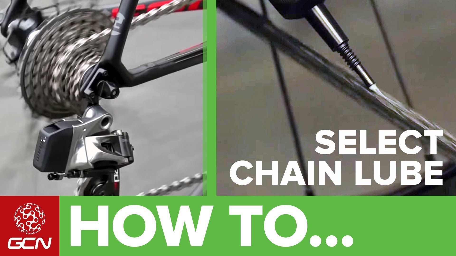 How To Select Chain Lube For Cycling I Recommend White