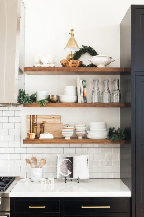 Photo of Aufbewahrung und Accessoires für eine Küche à la Pinterest