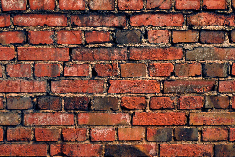 Download texture brick wall, brick wall, Texture brick