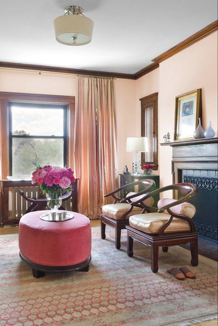 Wohnzimmer Ideen Mit Rosa: 75 Verblüffende Wohnzimmer Ideen | Pinterest | Wohnzimmer  Ideen, Verblüffend Und Rosa