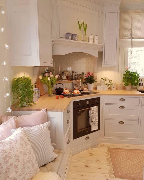33 Modern Style Cozy Wooden Kitchen Design Ideas: 25 Details Interior Modern Style Ideas To Update Your