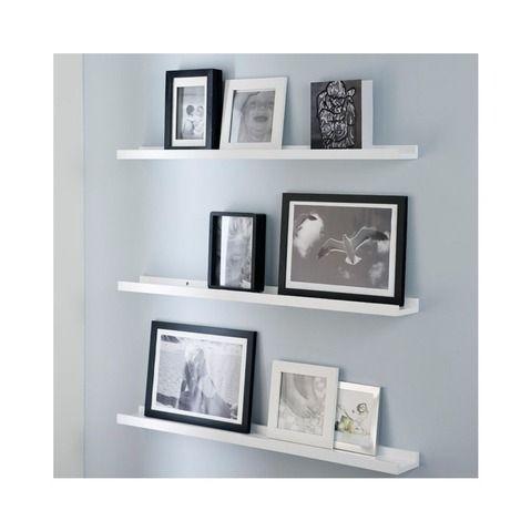 bilderleiste cambrai wei 80 cm interiors. Black Bedroom Furniture Sets. Home Design Ideas