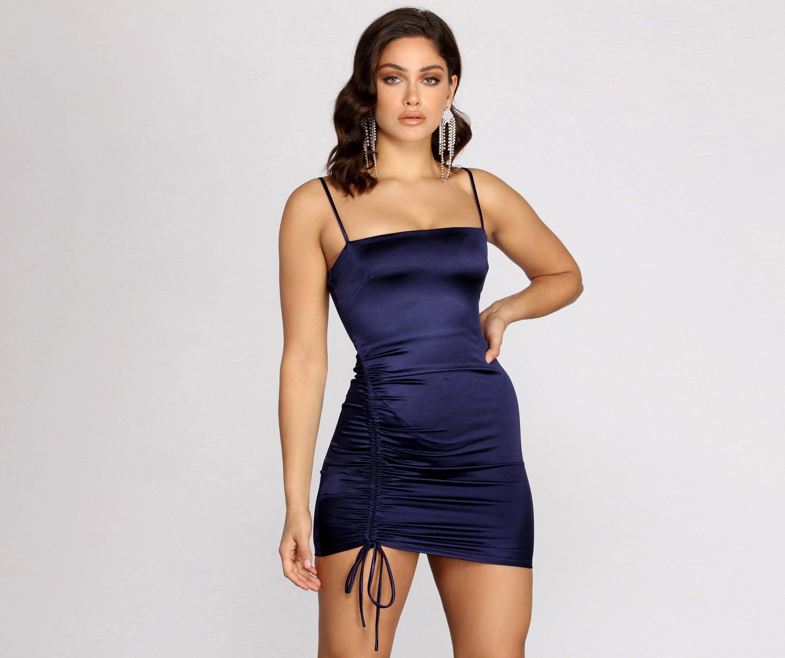 38++ Short navy blue dress ideas ideas