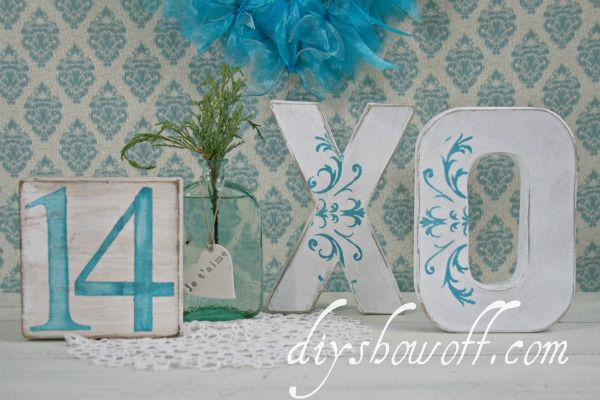 Photo of 14 Days of Love … Blue Valentine {Ribbon Wreath Tutorial} – DIY Show Off ™ – Decorating and DIY Blog