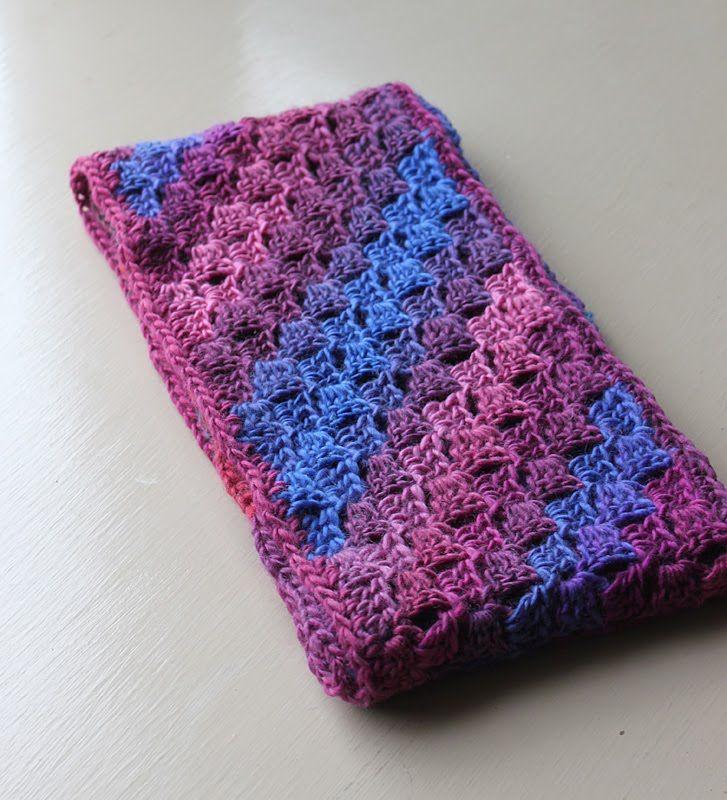 Crochet Scarf Pattern Beginner Crochet Diagonal Scarf Crochet