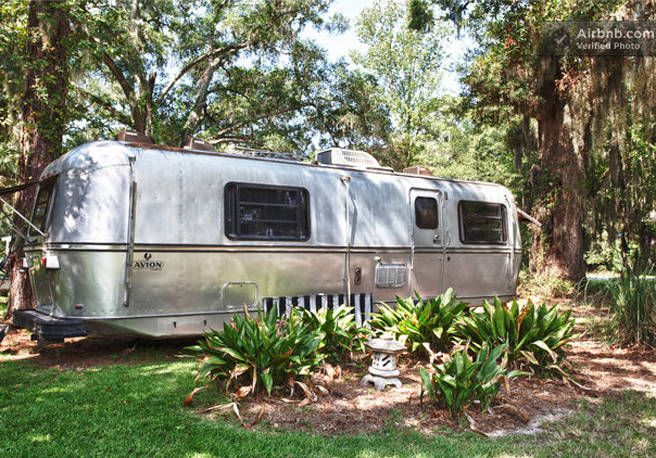 6 awesome airstreams you can rent airstream for Trailer rental savannah ga