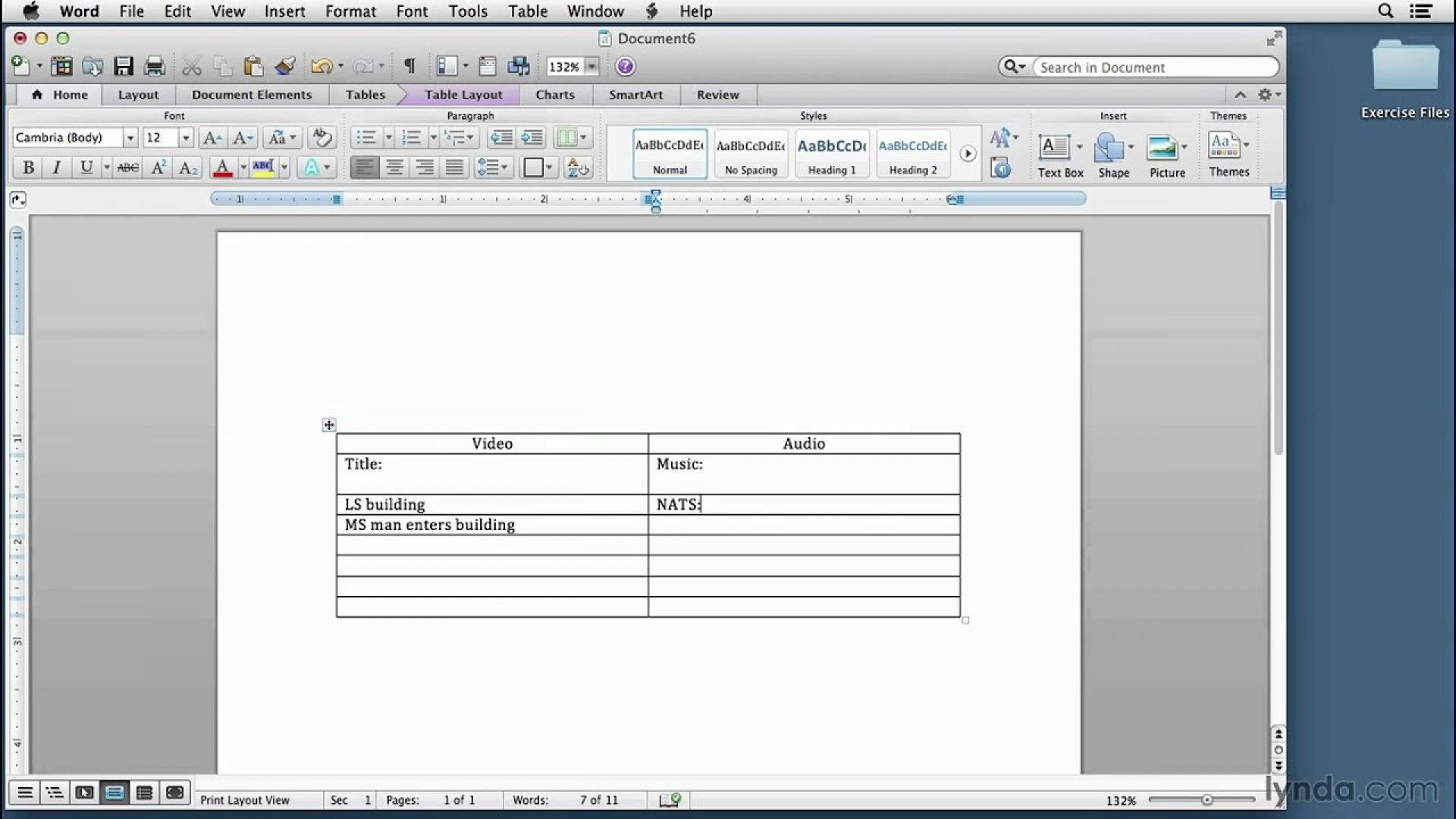 020 Microsoft Word Screenplay Template Ideas Format with