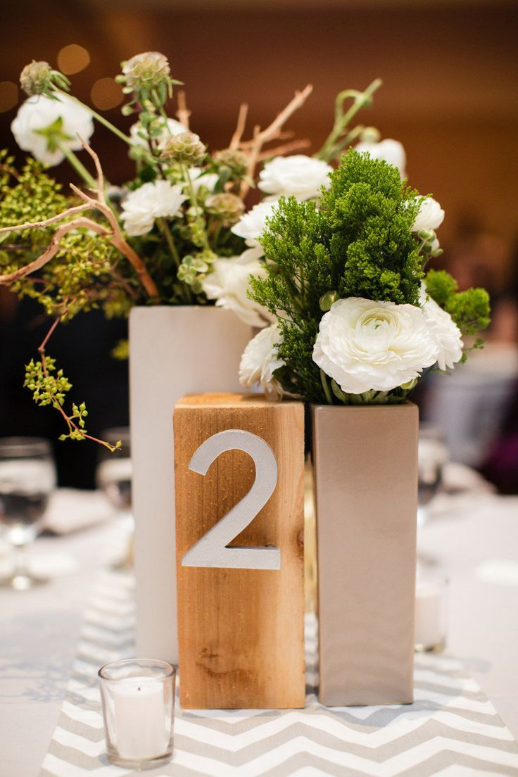 Houston wedding from archetype studio inc table numbers