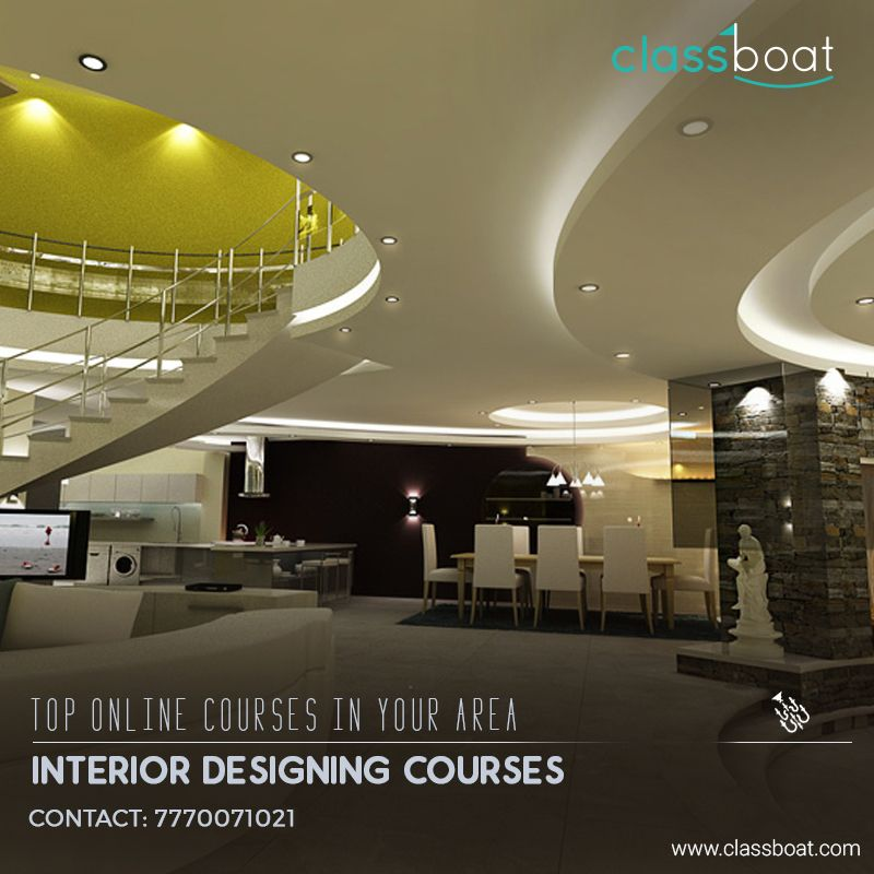 Learn Interior Design Courses In Pune From Top Training Institutes
