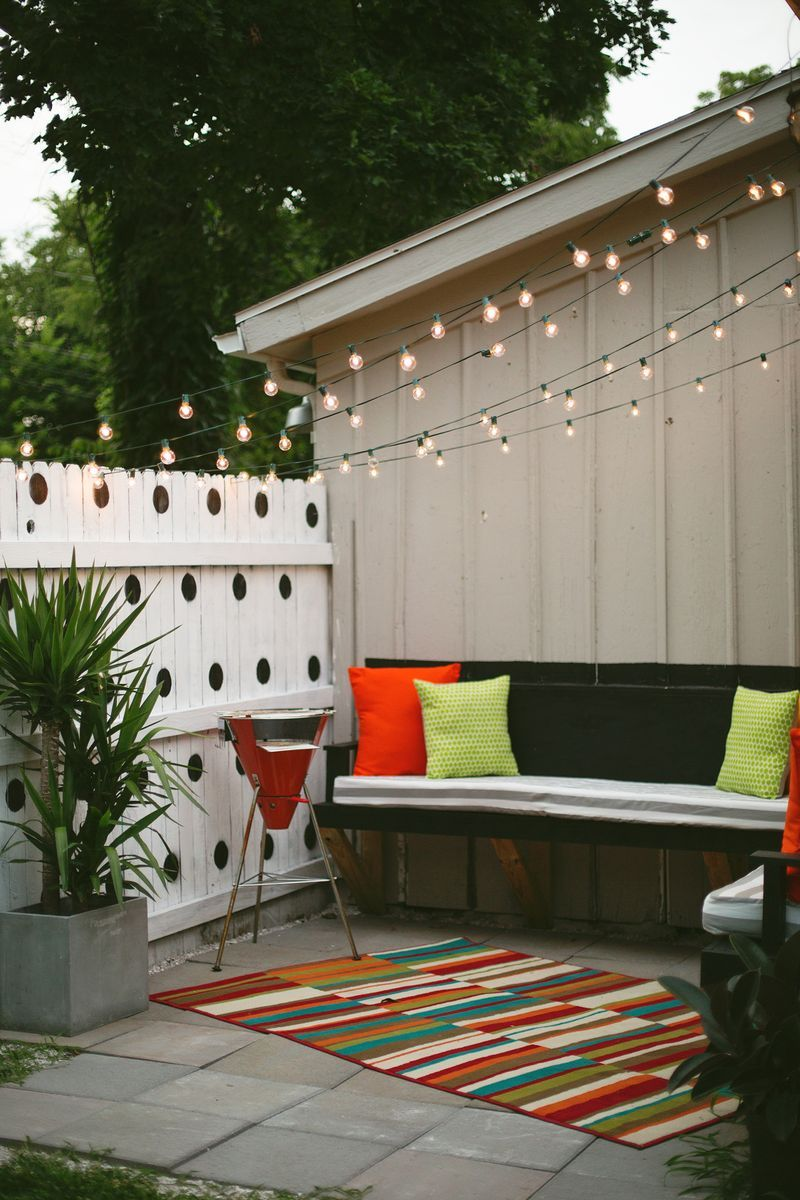 Party Alcove Party Lights Tips on how to string - A ...