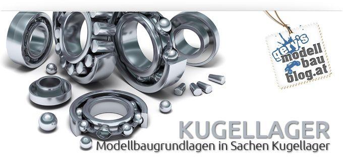 Frisch gebloggt: Grundlagen: Kugellager für den Modellbau    Special Thanks to Justin Noble and Markus Ladstätter    http://www.modellbaublog.at/2012/04/kugellager-fur-den-modellbau