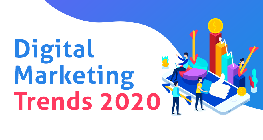 Business Trends 2020.Read On These Top Digital Marketing Trends Of 2020 And