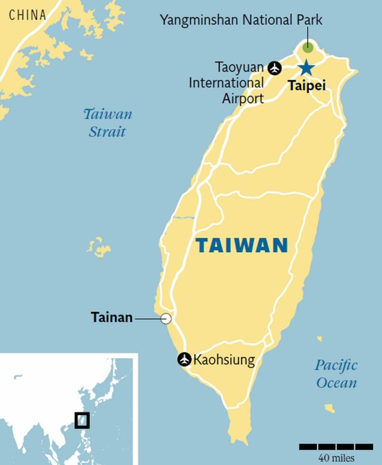 Taiwan S Tale Of Two Cities Taipei And Tainan Tainan Taipei Taiwan