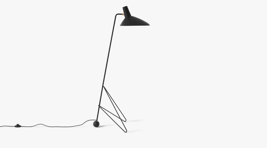 Tripod Floor Lamp Hm8 By Tradition In 2020 Tripod Floor Floor Lamp Lamp