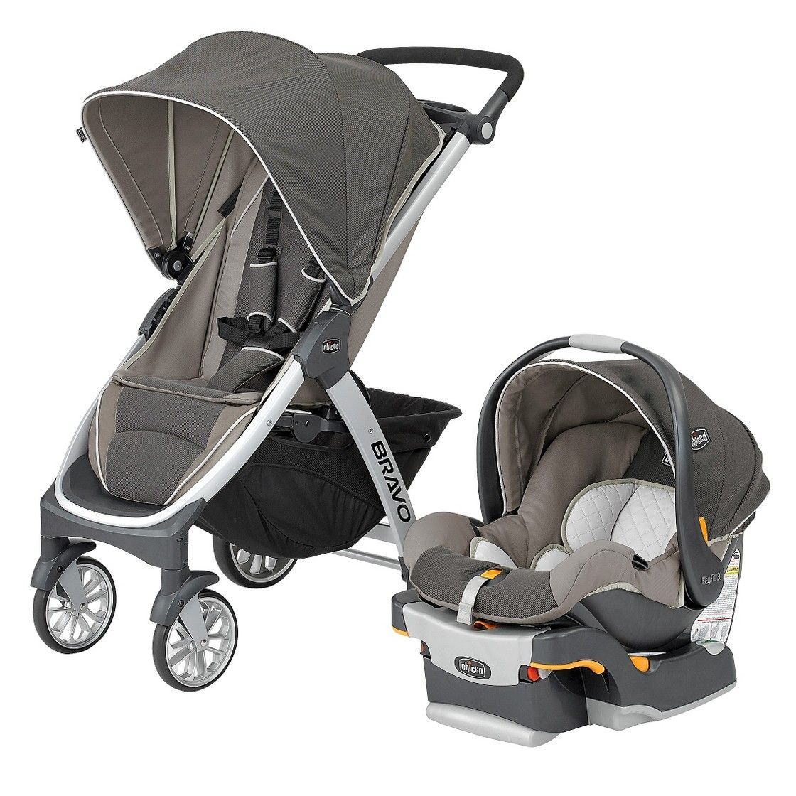 Chicco Bravo Trio Travel System Travel systems for baby