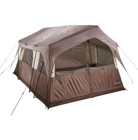 Field Amp Stream Wilderness Cabin 10 Person Tent 10 Person