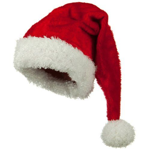 49107f8498a Offers a stylish Red White Sequin Santa Hat.