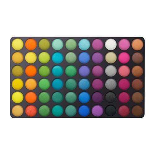 BH Cosmetics Sixth Edition 120 Color Eyeshadow Palette