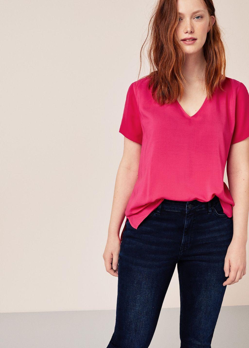 8d610b082776 Flowy blouse - Plus sizes in 2019