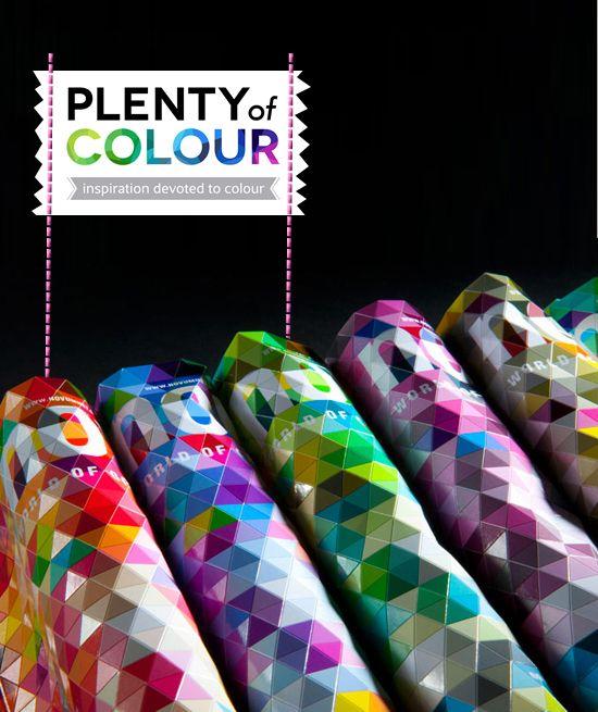 plenty of colour
