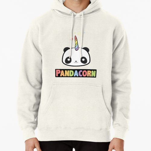 The Original Pandacorn Unicorn Panda Kawaii Funny Rainbow