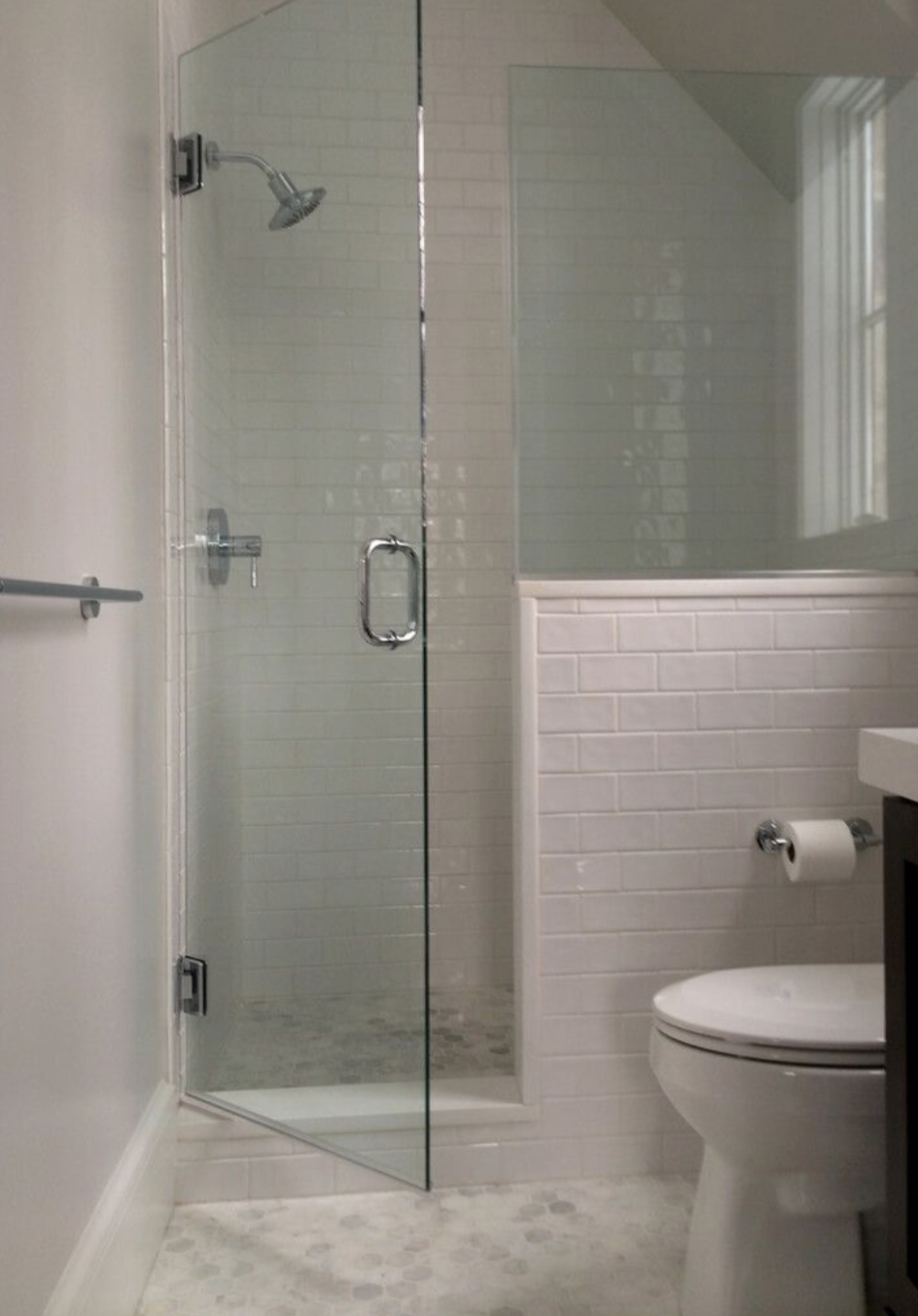 Small Shower Remodel Image By H Steinmetz On Bathroom Ideas