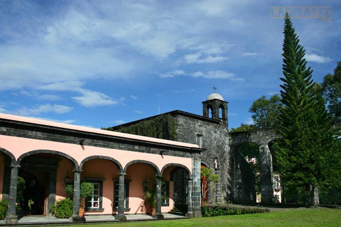 Lagiraffe Com Shane Diet Fitness Resort Hacienda Mexicana Casas De Estilo Espanol Fachadas De Casas Coloniales