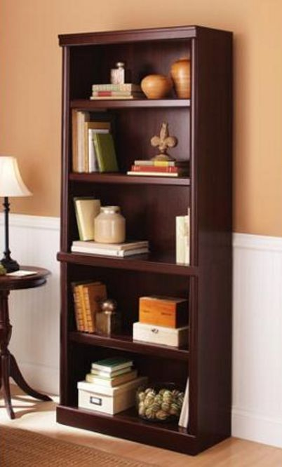 Better Homes Gardens Ashwood Road 5 Shelf Bookcase