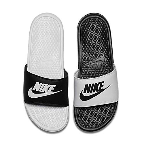 848d2fc9b2958 Amazon.com | Nike Mens Benassi JDI Mismatch Slide Sandals | Sport ...